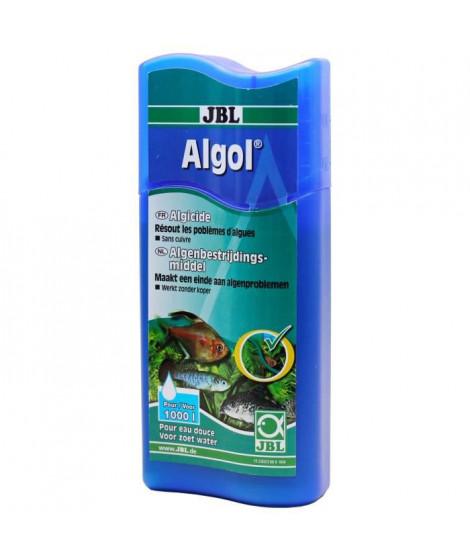 JBL Conditionneur d'eau Algol - Pour aquarium d'eau douce - 250ml