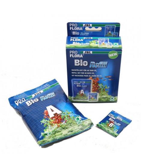 JBL Recharge pour systemes au bio-CO2 Proflora Biorefill 2 - Pour plantes d'aquarium