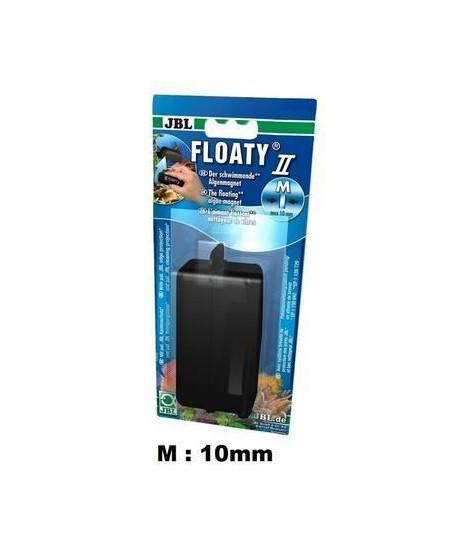 JBL Nettoyeur de vitre Aimant Floaty II M - Pour aquarium