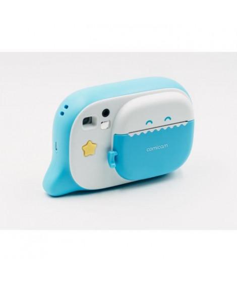 Creacam, appareil photo instantané pour enfant - bleu