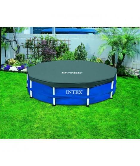 INTEX Bâche de protection pour piscine ronde 3,05m