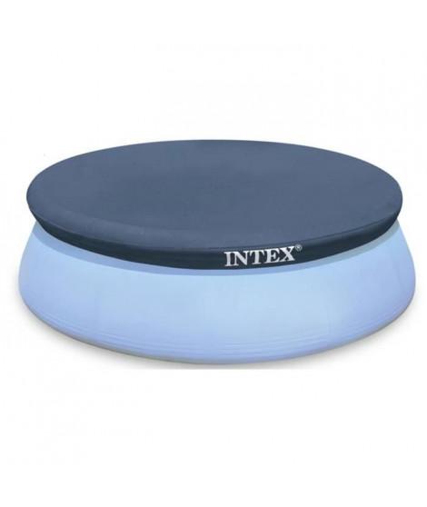 INTEX Bâche de protection pour piscine - Forme ronde - Ø 3,66 m