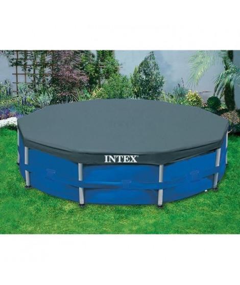 INTEX Bâche de protection pour piscine ronde 3,66m
