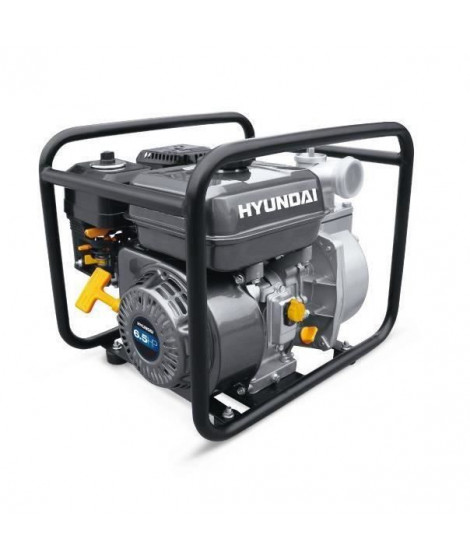 HYUNDAI Motopompe thermique 196 cc
