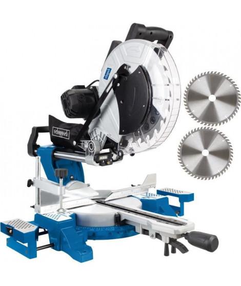 Scie a onglet radiale SCHEPPACH 305 mm 2000W - HM140L