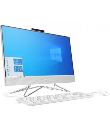 HP All-in-One 24-dp0055nf - 24HD - Ryzen 5 4500U - RAM 16Go - Stockage 256Go SSD + 1To HDD - Windows 10