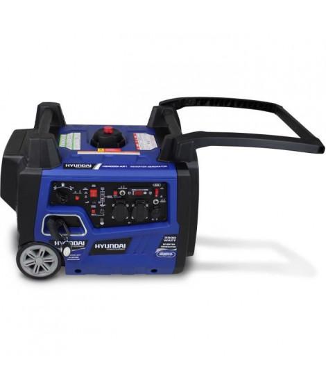 HYUNDAI Groupe électrogene essence Inverter 3000 W 2800 W HG4000I-AR