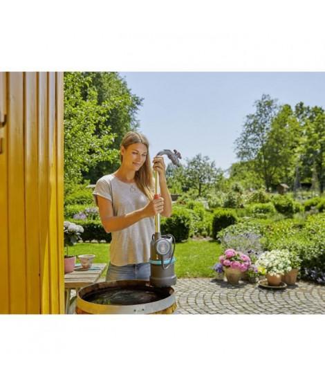GARDENA Pompe pour collecteur d'eau de pluie 4000/1