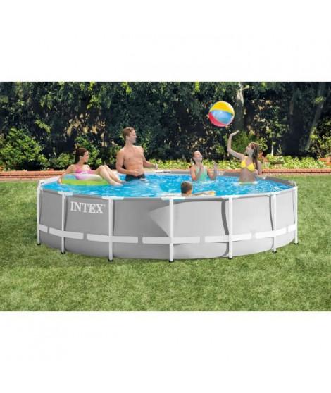 INTEX Kit piscine Prism Frame - 427 x 107 cm