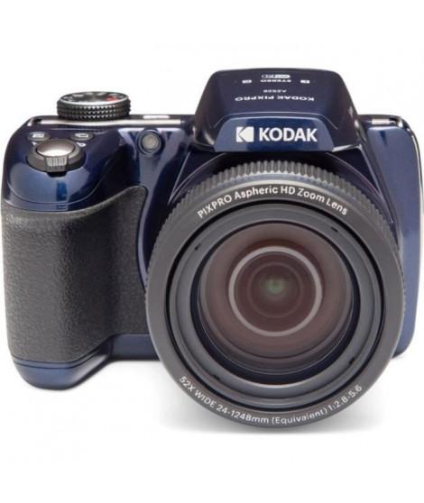 KODAK Pixpro - AZ528 - Appareil Photo Bridge Numérique 16 Mpixels - Bleu Nuit