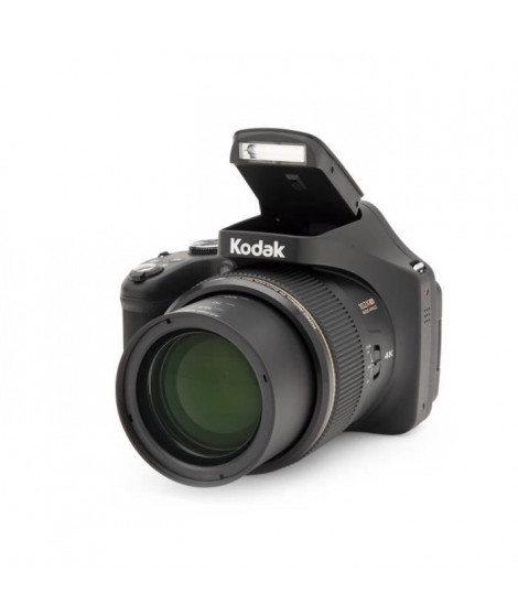 KODAK Pixpro - AZ1000 - Appareil Photo Bridge Numérique 20Mpixels - Noir