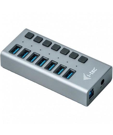I-TEC I-TEC USB 3.0 HUB 7 PORT 36 W I-TEC USB 3.0 HUB 7 PORT 36 W