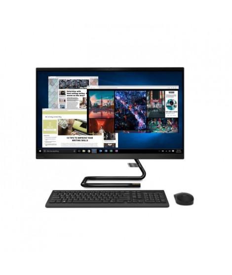 Ordinateur Tout-en-un - LENOVO Ideacentre 3 24IIL05 - 24'' - Intel Core i3-1005G1 - RAM 4Go - Stockage 1To HDD 5400rpm + 128G…