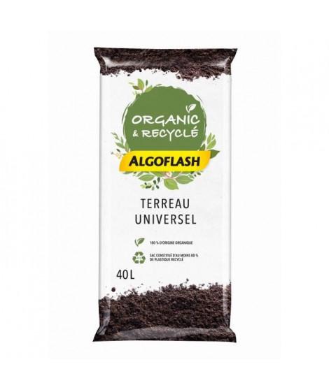 ALGOFLASH NATURASOL Terreau Universel - 40 L