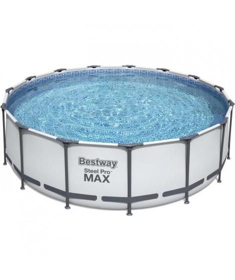 BESTWAY Piscine hors sol Steel Pro Max - 457 x 122 cm