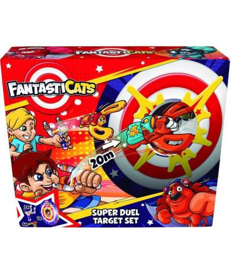 GOLIATH Fantasticats Super Duel Target Set
