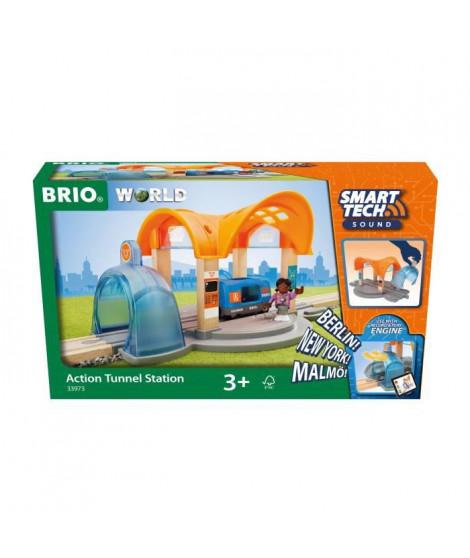 BRIO - 33973 - GARE SMART TECH SOUND