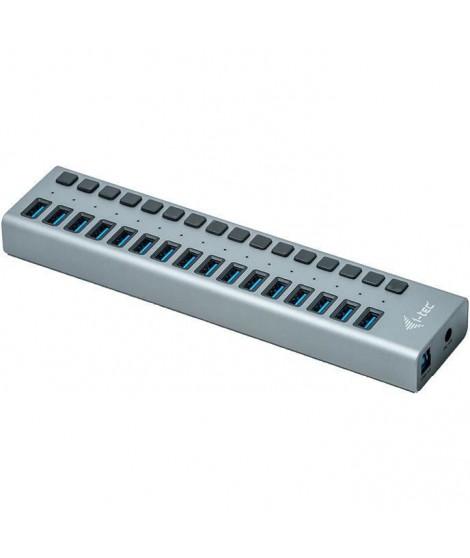 I-TEC HUB 16 Port - 90 W - USB 3.0