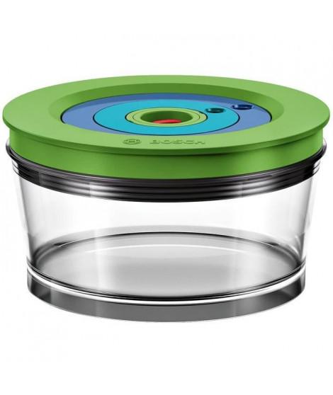 BOSCH - Blender sous vide 2-en-1 VitaMaxx - boite de conservation sous vide 0,75 l - indicateur de date