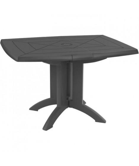 GROSFILLEX Table Vega 118x77 - Anthracite
