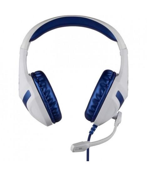 Casque Konix PS400 FFF  pour PS4 / Xbox One / Switch / PC / Smartphones et Tablettes - Blanc