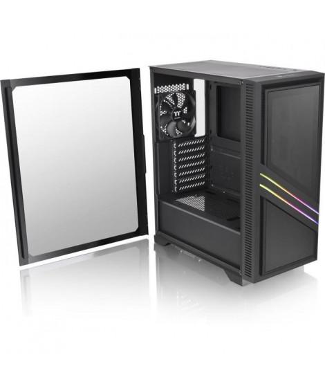 THERMALTAKE Versa T35 RGB Noir - Boitier sans alimentation - Moyen tour - Format ATX