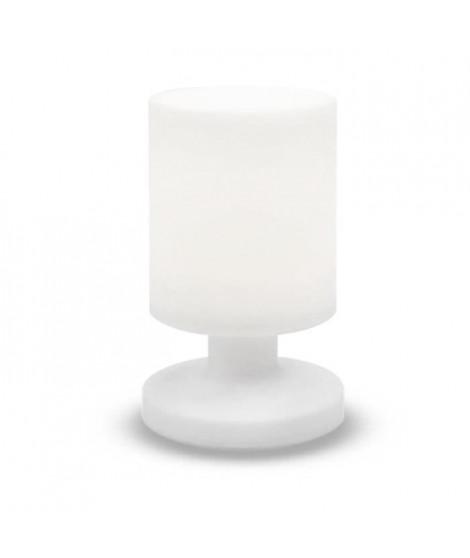 LUMISKY Lampe de table LED Sans fil Lily - H 26 cm - Blanc chaud