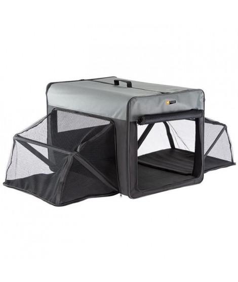 Niche portable pliable pour chiens FERPLAST - HOLIDAY 2 SCENIC