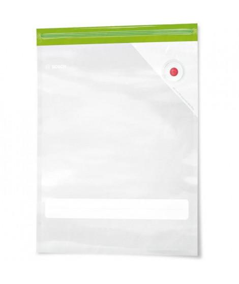 BOSCH - 3 x Sacs de congélation avec fermeture a glissiere sous vide (3,8 l)