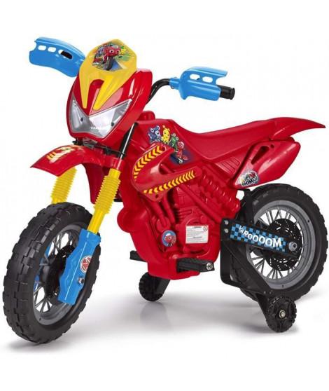 Moto Electrique Motorbike 6V - Ricky Zoom - FEBER