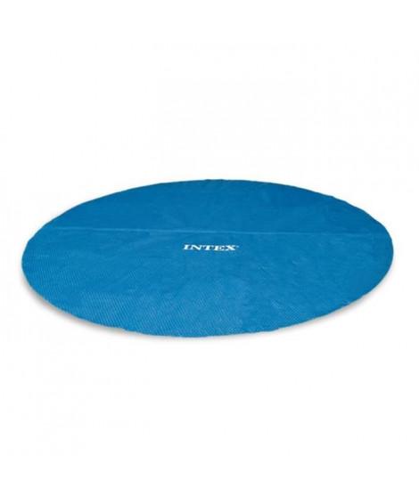 INTEX Bâche a bulles piscine ronde de Ø 4,57m