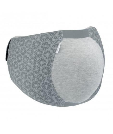 Babymoov Ceinture de sommeil grossesse Dream Belt taille S/M, Ajustable, en coton certifié oeko-Tex (R), Dotwork