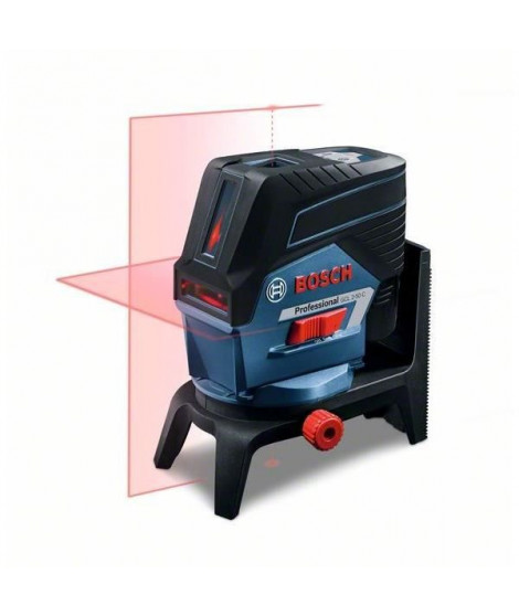 Laser combiné BOSCH PROFESSIONAL GCL 2-50 C + RM2 + BT 150 (AA) carton box