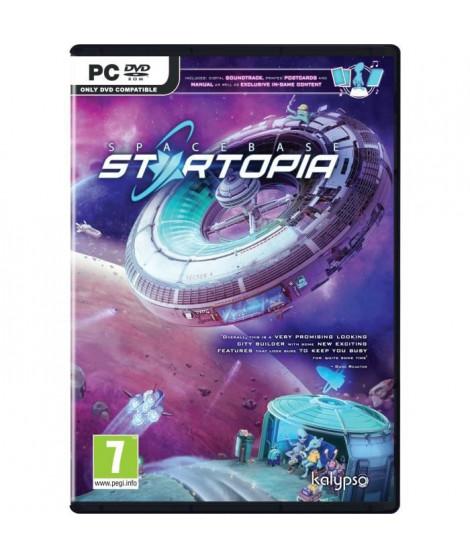Spacebase Startopia Jeu PC