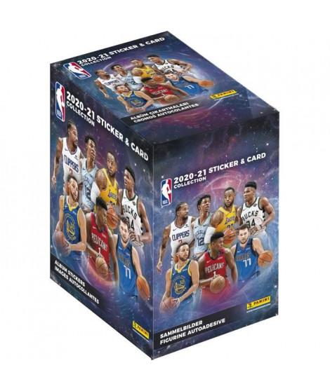 NBA 2020-21 - BOITE DE 50 POCHETTES
