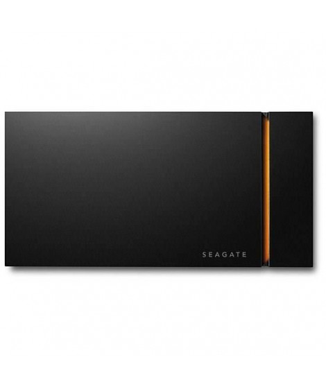 SEAGATE - SSD Externe Gaming  - FireCuda - 500Go - USB-C NVMe (STJP500400)