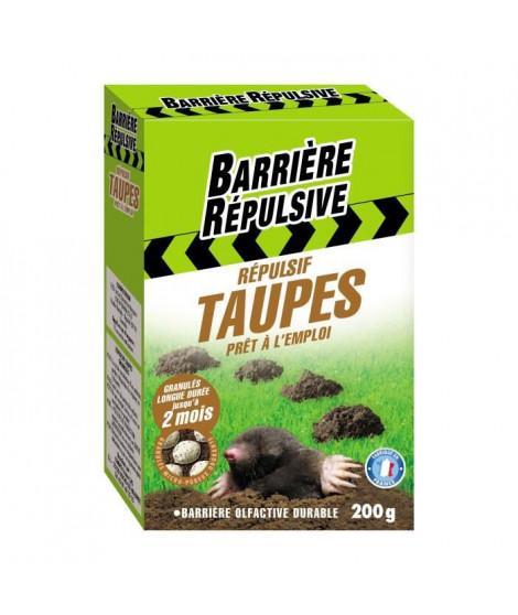 BARRIERE REPULSIVE Répulsif taupes - Granulés prets a l'emploi - 200 g