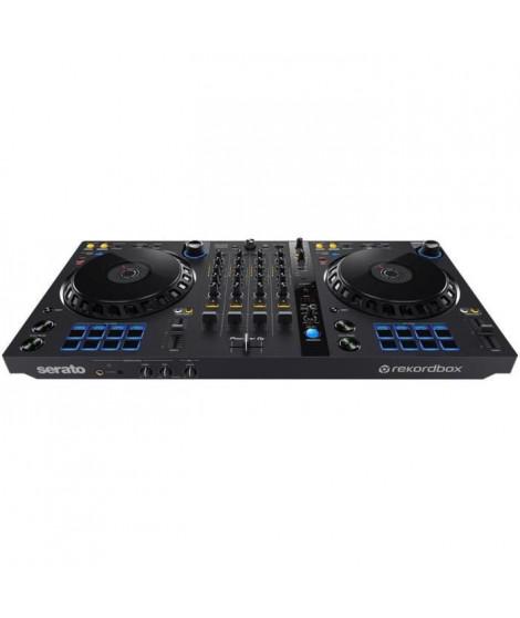 PIONEER Contrôleur DJ - DDJ-FLX6 - Table de Mixage 4 Voies