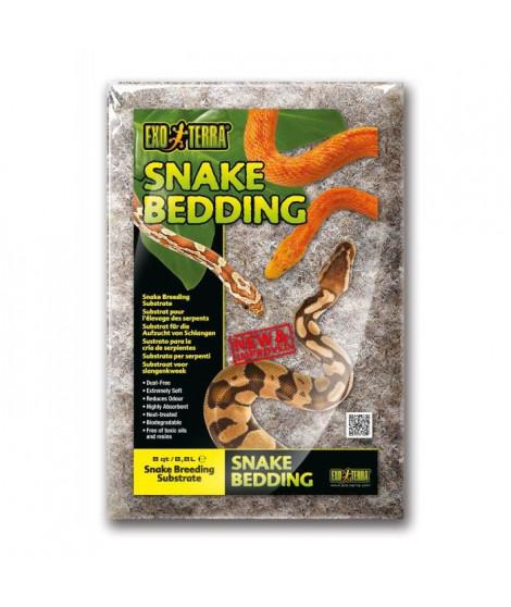 EXO TERRA Litiere Snake Bedding 8,8 L - Pour reptiles