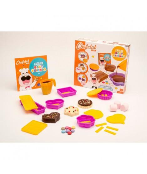 Chefclub Kids - l'Atelier Barres Chocolatés Best Friends