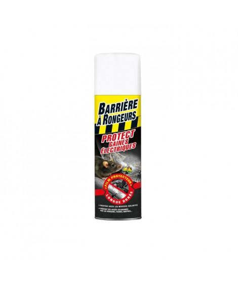 BARRIERE A RONGEURS Film de protection pour gaines électriques en aérosol - 400 ml