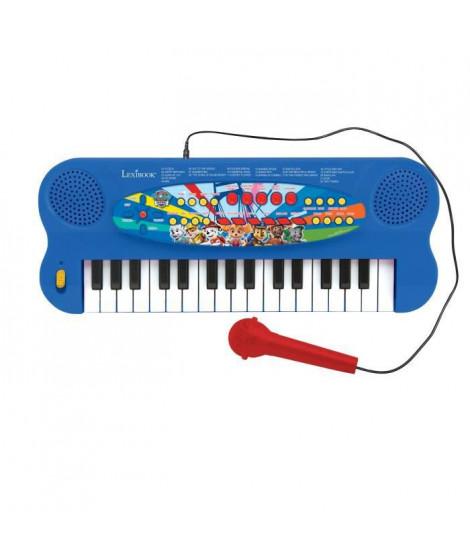 Clavier Électronique Musical avec Micro (32 touches) Pat Patrouille