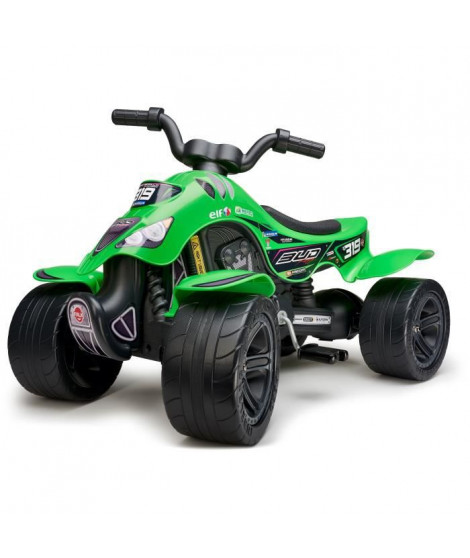 Quad Bud Racing vert