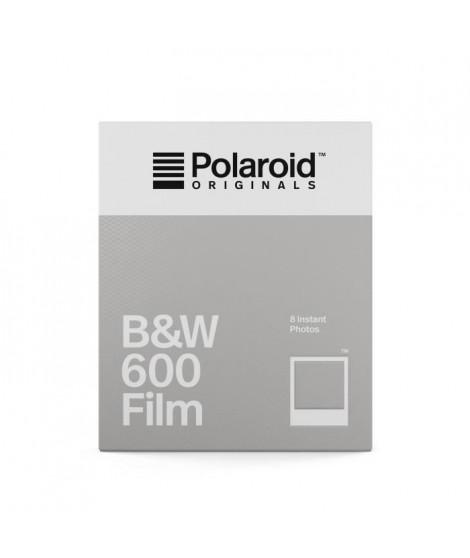 POLAROID ORIGINALS 4671 Film instantané noir et blanc - Pour appareil photo i-type et 600