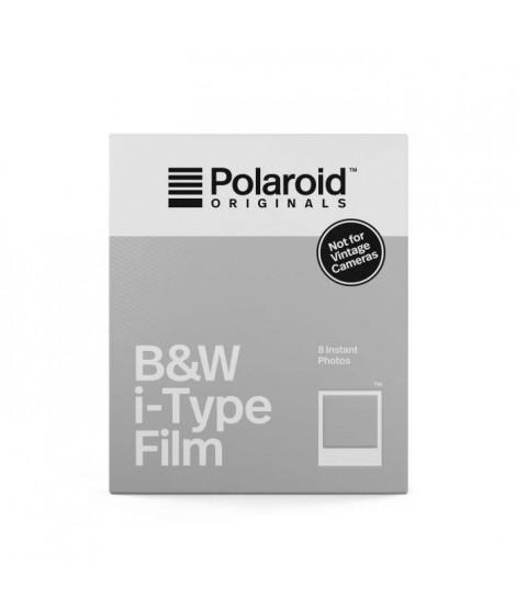POLAROID ORIGINALS 4669 - Film noir et blanc pour Appareil i-Type