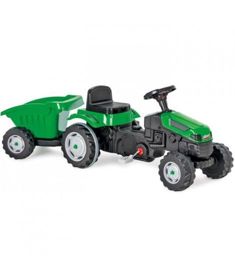 Tracteur a pédales
