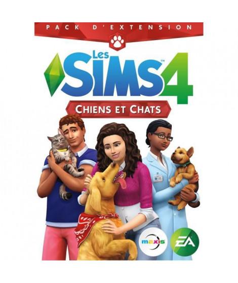Sims 4: Chiens et chats Jeu additionnel pour PC