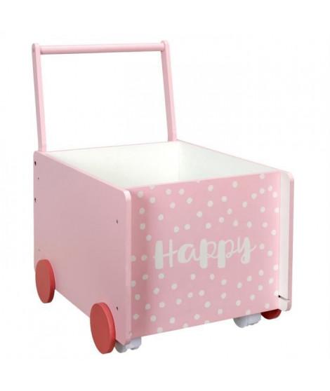 CMP Chariot de rangement M2 - Enfant fille