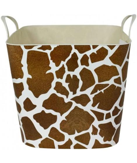 LIFE STORY Panier flexible a linge IML - 25 L - Décor Giraffe