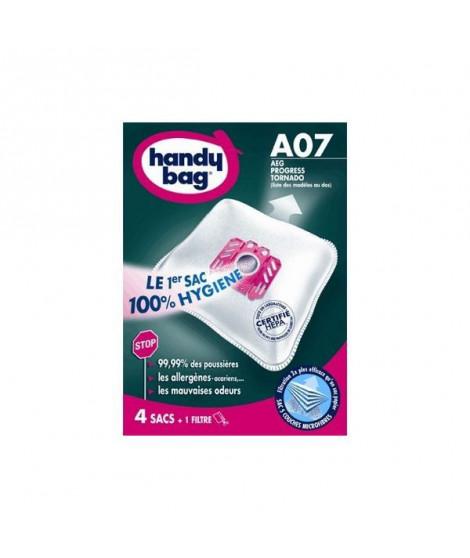 HANDY BAG A07 Sacs Aspirateur Micropor Plus